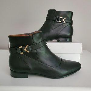 Calvin Klein Farryn Ankle Boots NIB